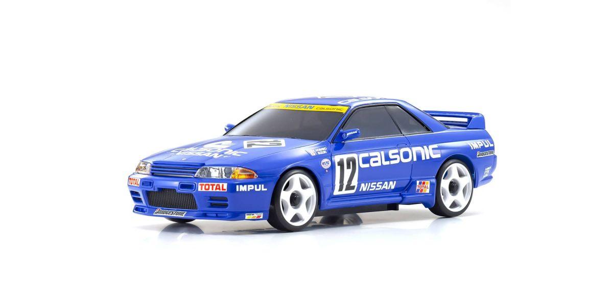 ASC MA020N カルソニック スカイライン GT-R #12 1990 MZP449CS