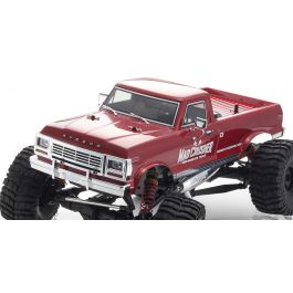 1/8 Scale Radio Control 25 Engine 4WD Monster Truck MAD CRUSHER Readyset 33152