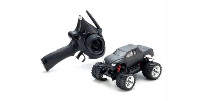 MINI-Z Monster EX MAD FORCE Matte Black Readyset RTR 30093BK