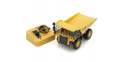1:50 Scale Electric Powered Construction Vehicle Series HG Version DUMP TRUCK KOMATSU HD785-7 66003HGA