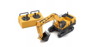 1/50 Scale Fully Assembled Tabletop IRC Construction Machine Hydraulic Excavator KOMATSU PC1250-8(HG) 66002HGB