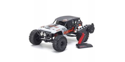 1/8 Scale Radio Controlled .25 Engine Powered Monster Truck FO-XX 2.0 Readyset w/KT-231P+ 33154