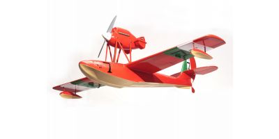 .30 Class Super Quality Series Scale Aircraft MACCHI M33 EP/GP30 ARF RED 11081R