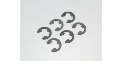 E-Ring(E10.0/6pcs) 1-E100