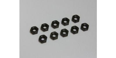 ナット(M3x2.4/10入)  1-N3024