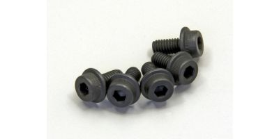 Cap Screw(M4x8/Flanged/5pcs) 1-S24008F