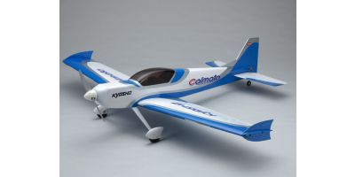 1/7 R/C SQS Electric Powered Aircraft Calmato ST EP 1400 Blue 10062BL