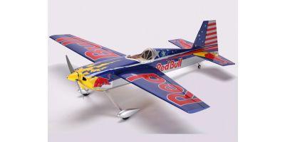 R/C ELECTRIC POWERED AEROBATIC AIRCRAFT エッジ540 レッドブル EP50 ARF <チャンブリス>  10065CH