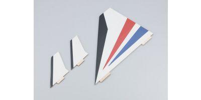 尾翼セット(ジェットミラージュ)  10115-13