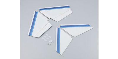 尾翼セット(ジェットビジョン)  10117-13