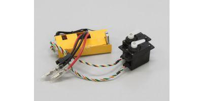 RX Unit for Piper J3 RTF.(Band 54) 10221-54