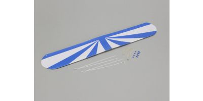 MainWingSet(EP Clipped Wing Cub M24) 10225-11