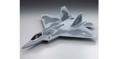EP JET F-22 Raptor DF55                  10284