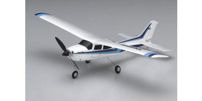 セスナ 210 センチュリオン機体セット (ブルー)  10651BL