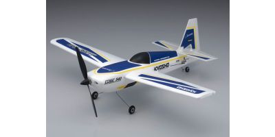 EDGE 540 Plane Set (Blue)  10655BL