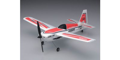 EDGE 540 Plane Set (Red)  10655R