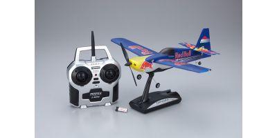 1/19 Electric Powered Micro Radio Controlled Airplane MINIUM EDGE 540 RedBull readyset (Besenyei)  10655RS-BE