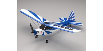 CLIPPED WING CUB Plane Set BLUE 10752CBL