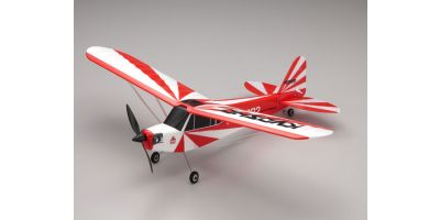 CLIPPED WING CUB Plane Set RED 10752CR