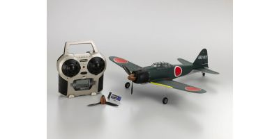 ZERO FIGHTER Model 52 Readyset  10754RS