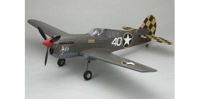 SQS WARBIRD CURTISS P-40WARHAWK 50EP ARF 10862