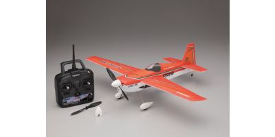 700mm Size Super Scale Flying Model EDGE540 VE29 readyset with battery and charger 10941RSBC