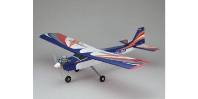 カルマート TR GP 1400 エンジン無 ブルー(GX-36エンジン付)  11051BL-GX