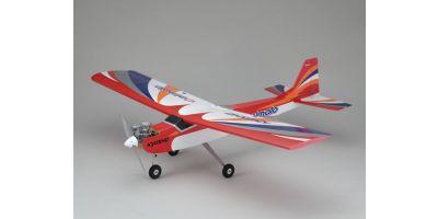 カルマート TR GP 1400 エンジン無 レッド(GX-36エンジン付)  11051R-GX