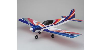 SQS 25-Class Low Wing Trainer Calmato SP GP 1400 Blue 11063BL