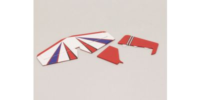 Tail Wing Set (PITTS 50-GP/EP) 11073-13