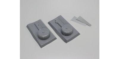 Wheel Cup Set(MUASTANG 40) 11823-04