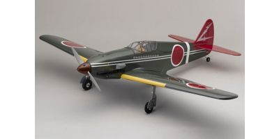 40 CLASS ENGINE POWERED WARBIRD SCALE AIRCRAFT Kawasaki Ki-61 Hien 40                  <with retractable undercarriage>  11827L