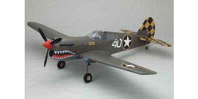 SQS WARBIRD CURTISS P-40 WARHAWK 50 ARF 11862