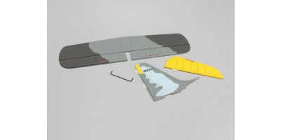 Hrizontal tail wing Set(FOCKEWULF 50 GP) 11868-13