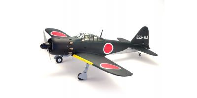 SQS Warbird ZERO FIGHTER Model 52 GP50 ARF 11874