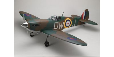 SQS 90-Class Scale Airplane SPITFIRE 90  with GENOAH G200PU 20cc E/G  11891ZG