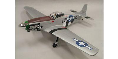 SQS WARBIRD P-51D MUSTANG 90 ARF 11892