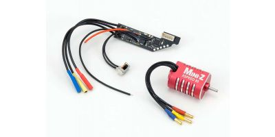 MZ BUGGY Brushless conversion set 8500KV MBW2019