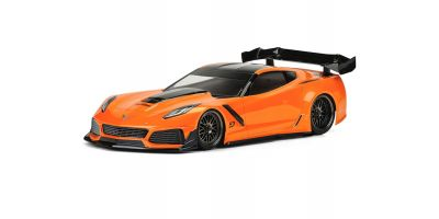 Corvette ZR1 Light Weight Clear Body190m 612079