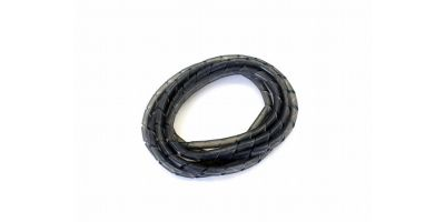 Spiral Silicone Tube(Smoke Grey) 1796SG
