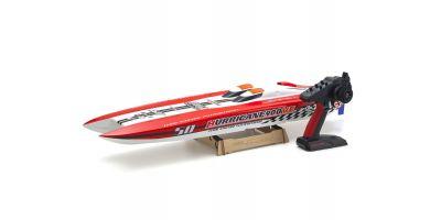 電動レーシングボート ハリケーン900VE レディセット バッテリー&チャージャーレス 40235S