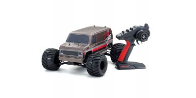 1/10 Scale Electric Radio Control 4WD FAZER Mk2 FZ02L-BT Series Readyset MAD VAN 34412T1