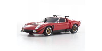 ASC MR-03N-RM Lamborghini Jota SVR Red MZP151R