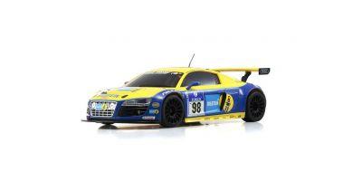 ASC MR03 RWD Audi R8 LMS NBR 2010 #98 MZP239BT