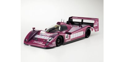 1/12 RACING CAR JAGUAR XJR-14 No.4/1991 LeMans 24h Version 30928C