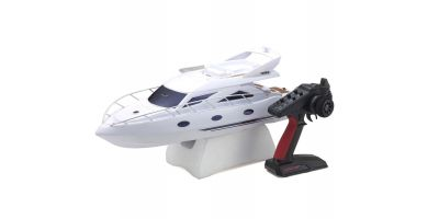 1/20 Scale Radio Controlled Electric Powered Boat EP MAJESTY600 r/s w/KT-231P+ 40133