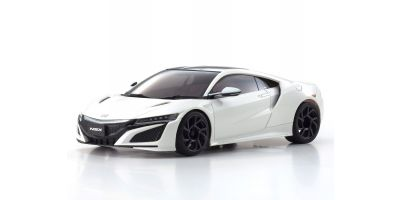ASC MR03W-MM Honda NSX 130Rホワイト MZP233W