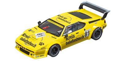"""カレラ Digital124 BMW M1 プロカー """"Team Winkelhock"""" No.81 1979 20023855"""