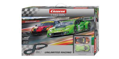1/32 スロットカー カレラ Evolution アンリミテッドレーシング 20025221