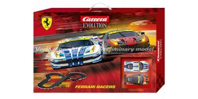 1/32 スロットカー カレラ Evolution フェラーリレーサーズ 20025222